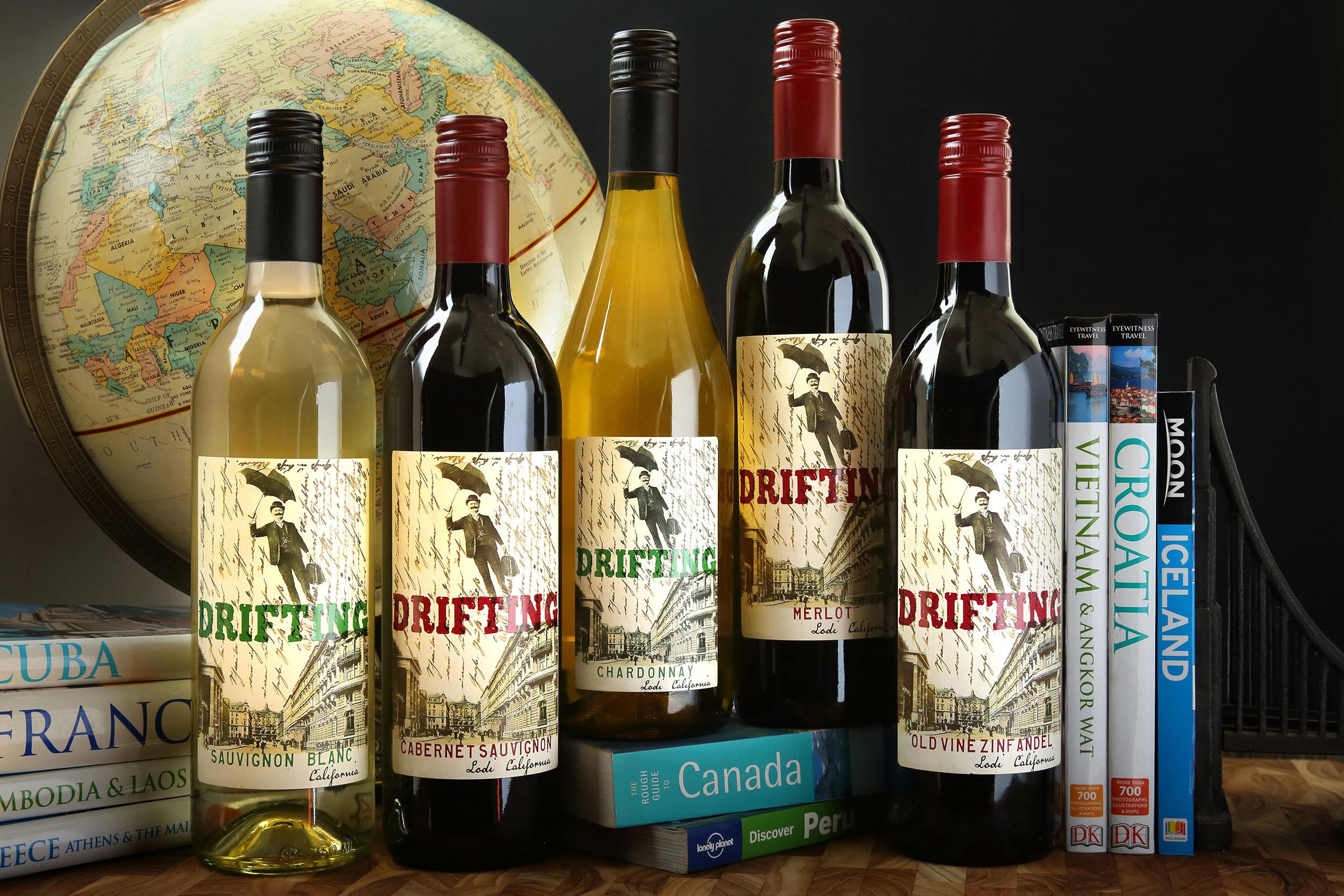 Drifting Wines